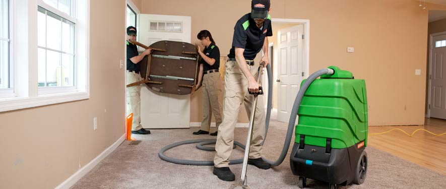 Albuquerque, NM residential restoration cleaning